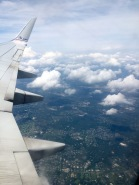 """This picture makes me think of that Jason Aldean song, """"Fly Over States."""""""